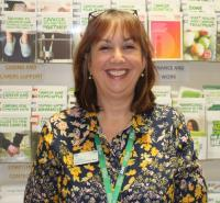In Conversation With...Alix Holmes, our Macmillan Cancer Information Manager