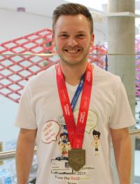 In Conversation With...marathon runner and physiotherapist Mike Exford