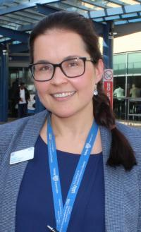 Monday (14 October) was the national Allied Health Professions (AHPs) Day, and our celebrations are running all week! So we spoke to one of our many AHPs, Marilyn Hodges.