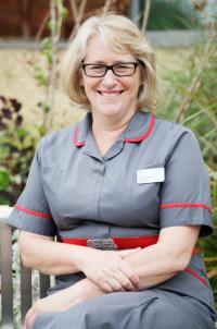 Kathryn Halford, Chief Nurse