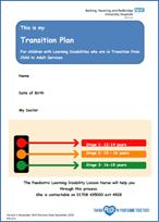 Children's transition plan