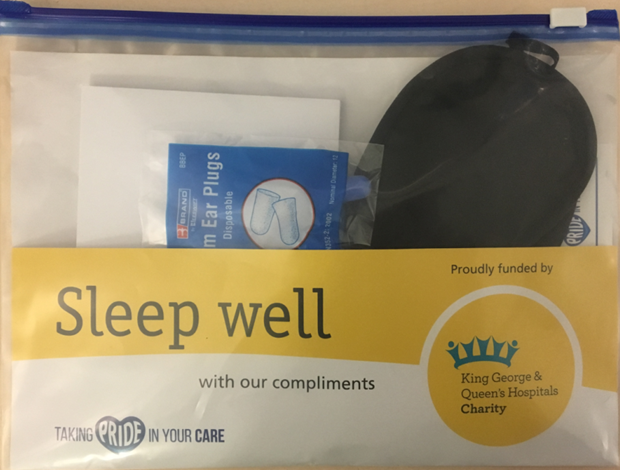 Picture of the sleep well pack