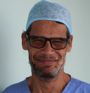 In Conversation With...Ernesto Antonio, our theatres charge nurse who had a heart transplant 19 years ago!