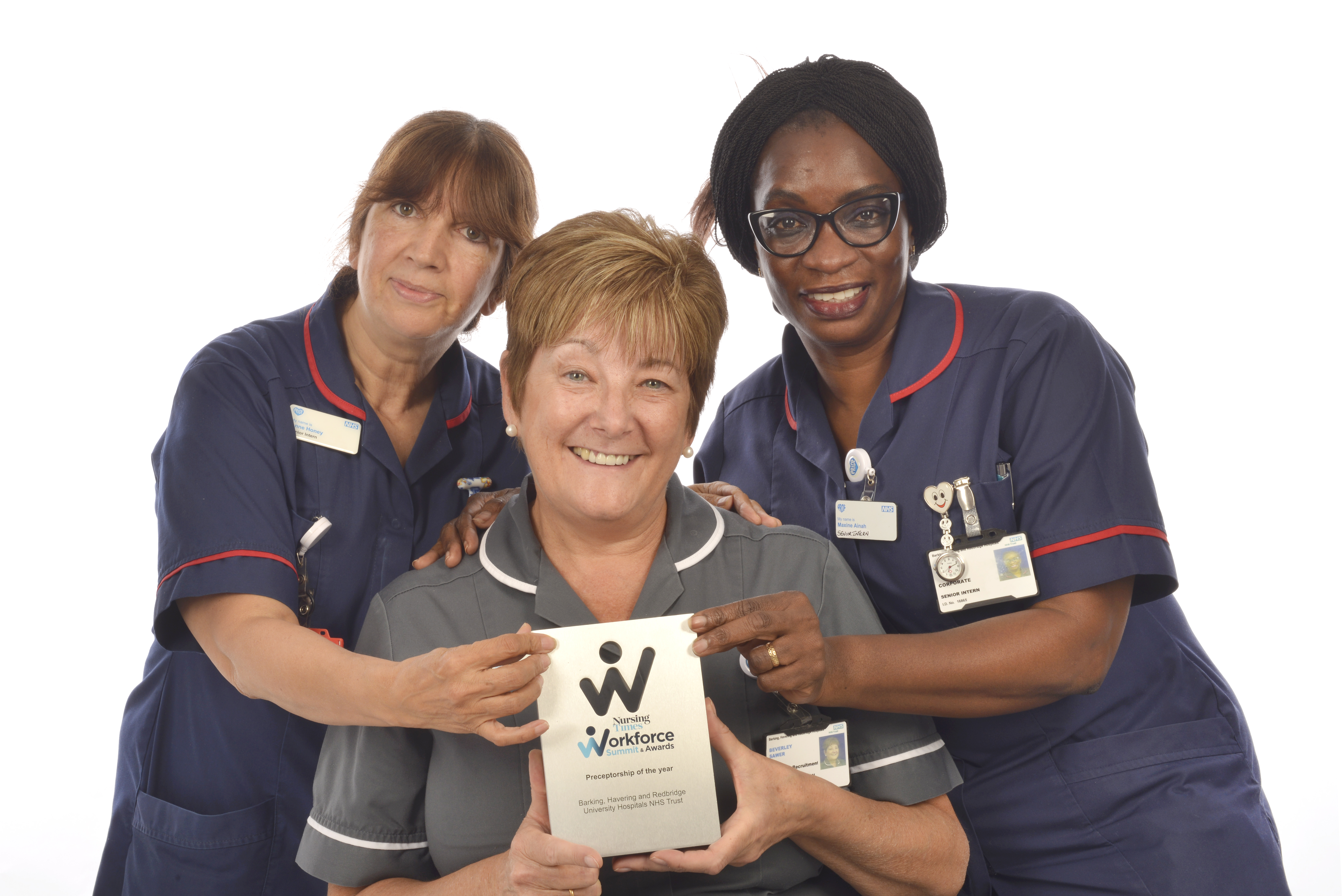 The Nursing Times Workforce Awards