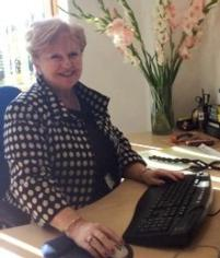 In Conversation With... Sue Williams, who kept our executive office running smoothly for 17 years!