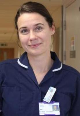 In Conversation With, Laura Parker, neurosciences research nurse