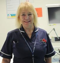 In Conversation With...Diane Webber, a dedicated nurse who has worked at our Trust for 50 years