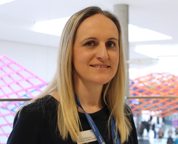 In Conversation With…Ljiljana Maljenovic, our interim Head of Quality and Safety