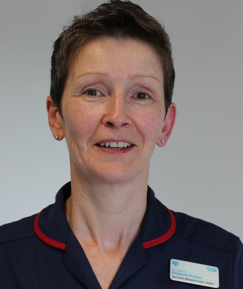 In Conversation With... Liz Phillips our Diabetic Specialist Midwife