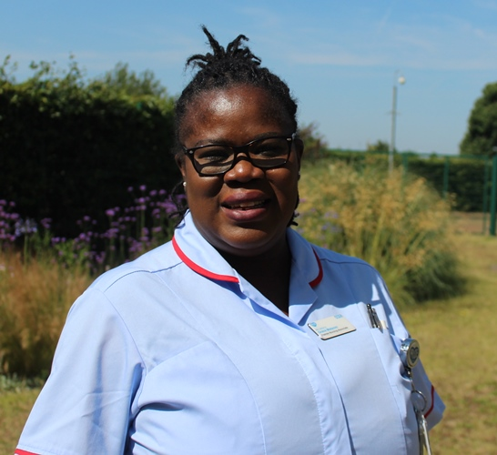 In Conversation With...nursing associate Grace Matanmi