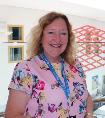Sue Lees, Chair Finance and Investment Committee