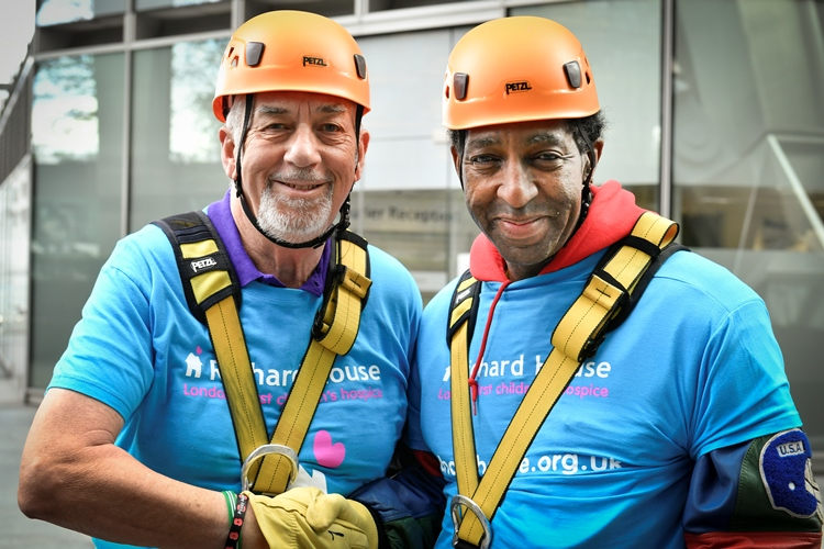 image-Charlie and mayor abseil.jpg