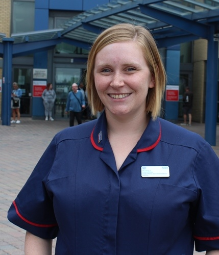 In Conversation With...children's asthma nurse Laura King
