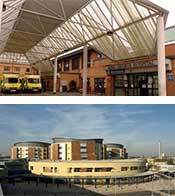 King George Hospital and Queen's Hospital