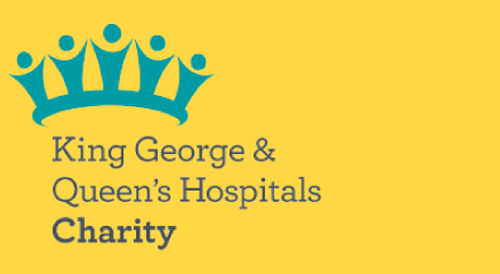 King George and Queen's Hospitals Charity logo