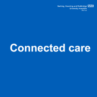 Connected care logo